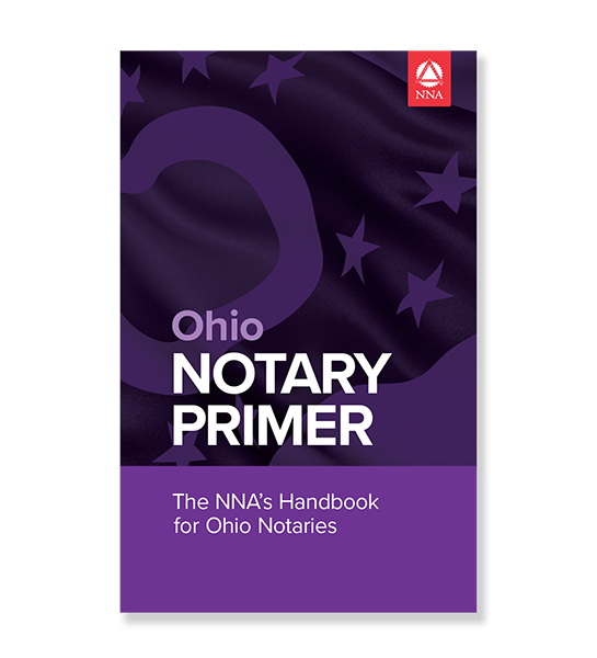 Ohio Notary Law Primer
