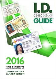 2016 ID Checking Guide: US & Canada